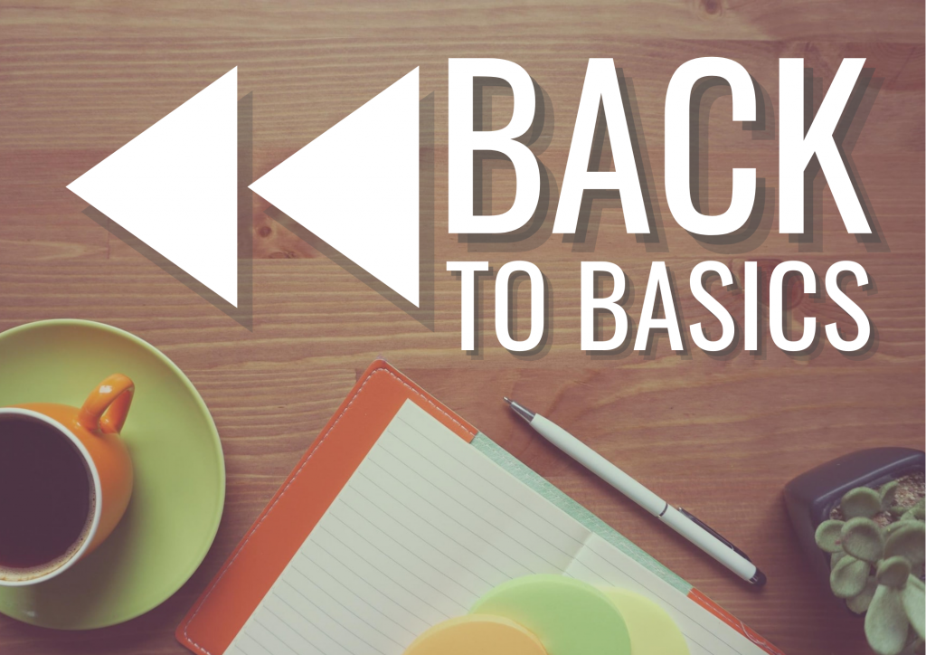 Back to Basics – Part 4: Be Faithful with what God has given you