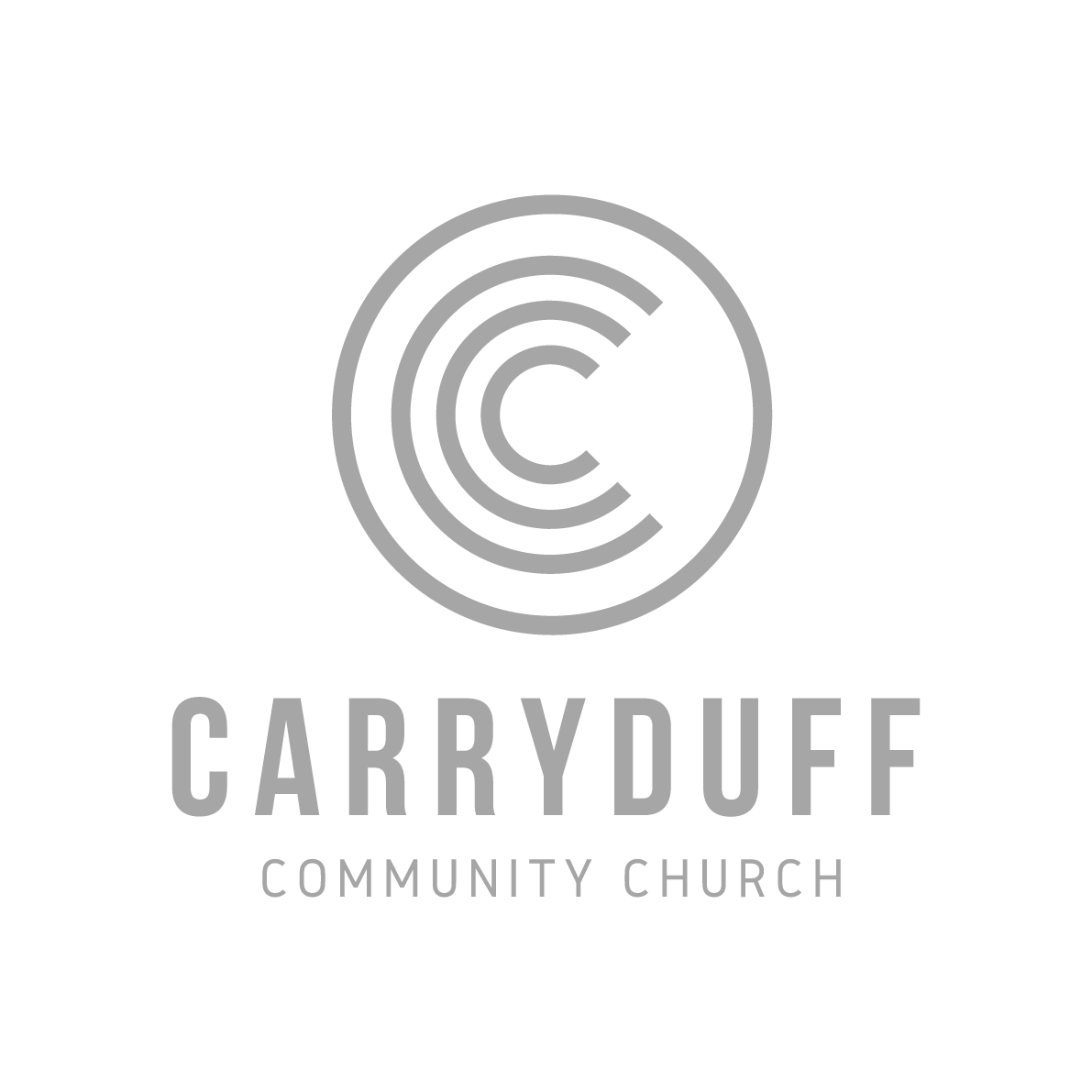 Carryduff Community Church Logo